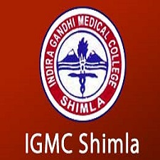 IGMC Shimla Recruitment